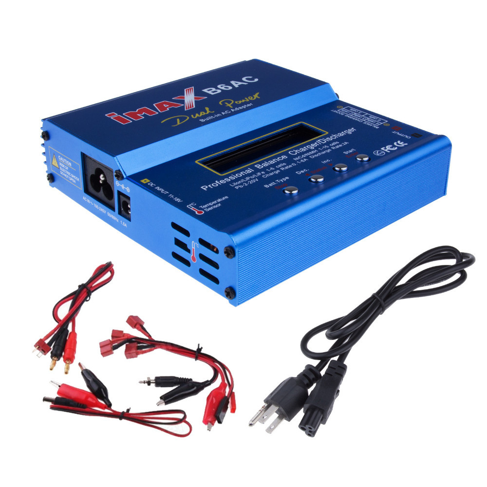 Imax B6 Ac 80w Battery Balance Charger Rc Shop Bd